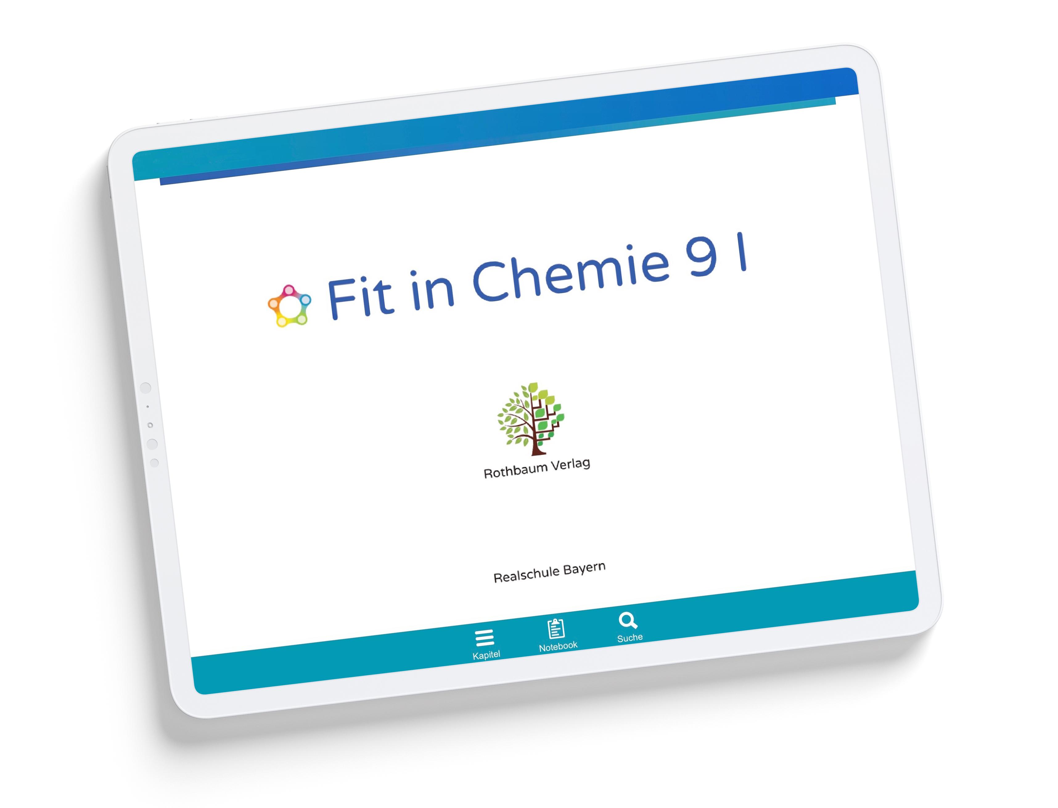 Fit in Chemie 9 I [eBook - Einzellizenz]