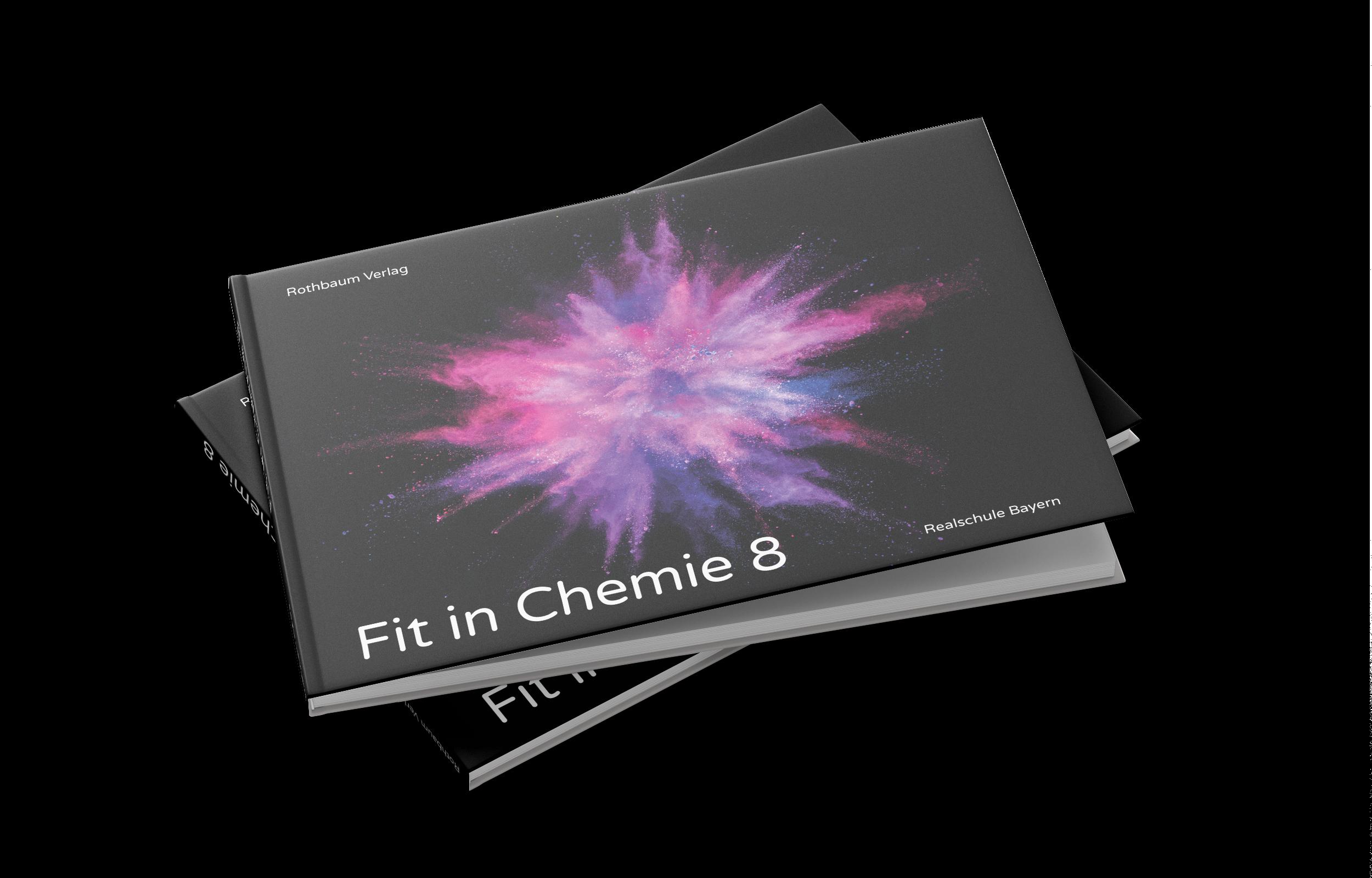Fit in Chemie 8 [gedrucktes Schulbuch]